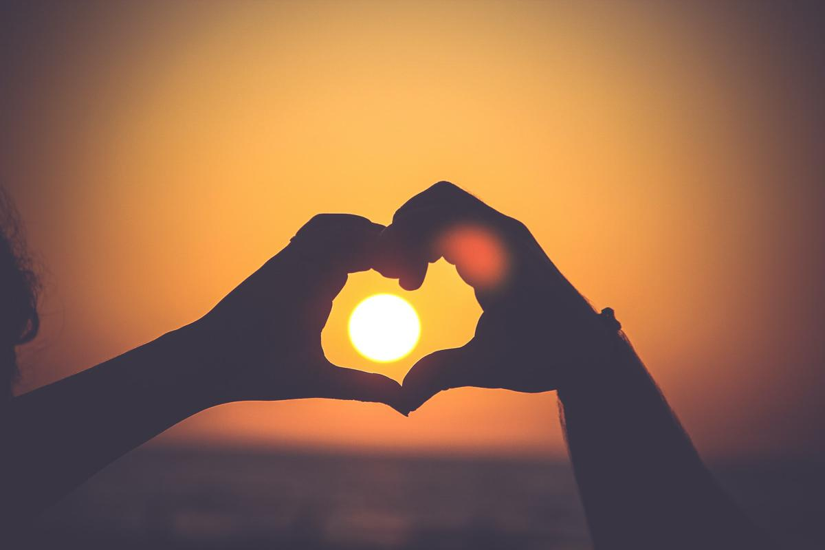 heart around the sun best quotes about sunset and love