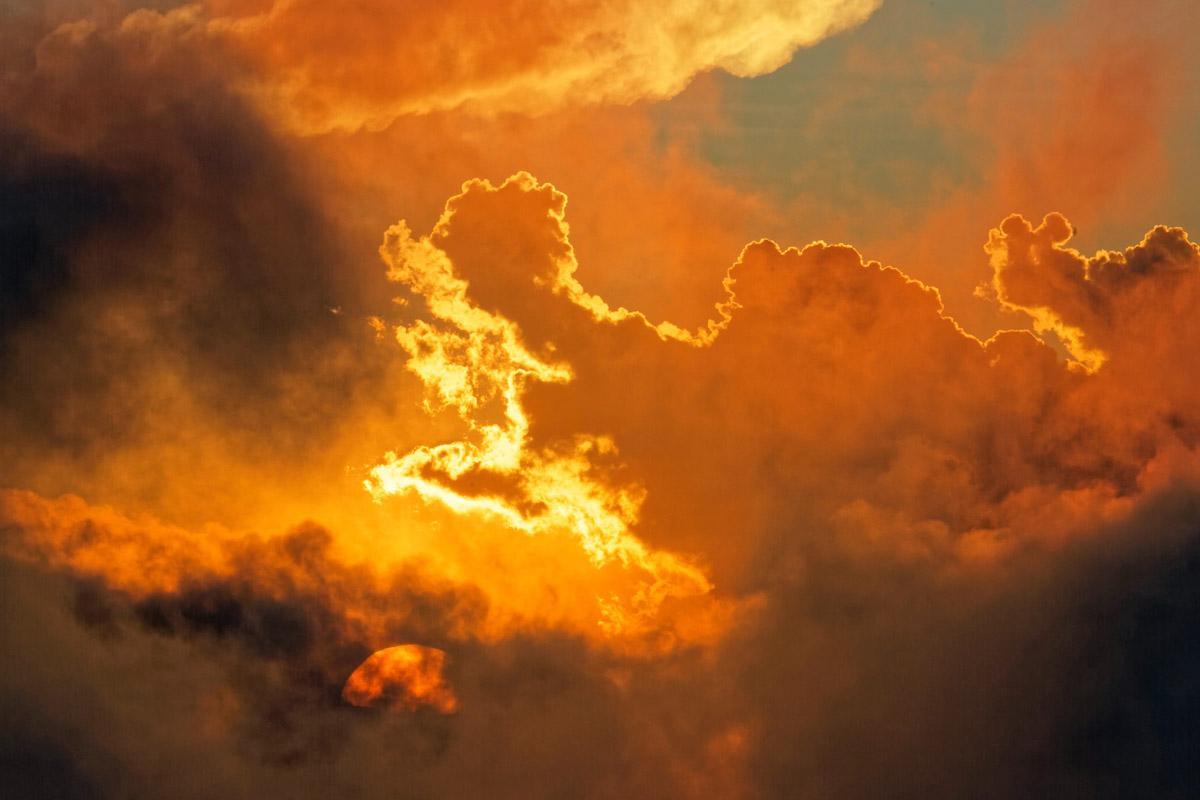sunset poems captions sunset