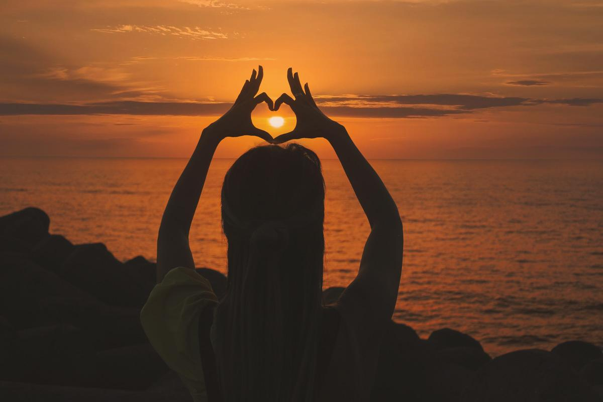 the best quotes about sunset and love