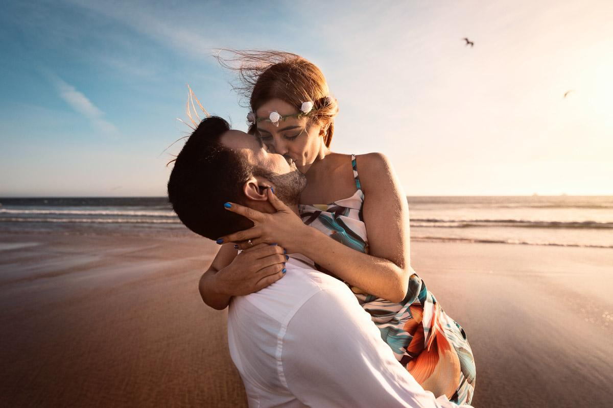 couple kissing at the beach couple captions for instagram