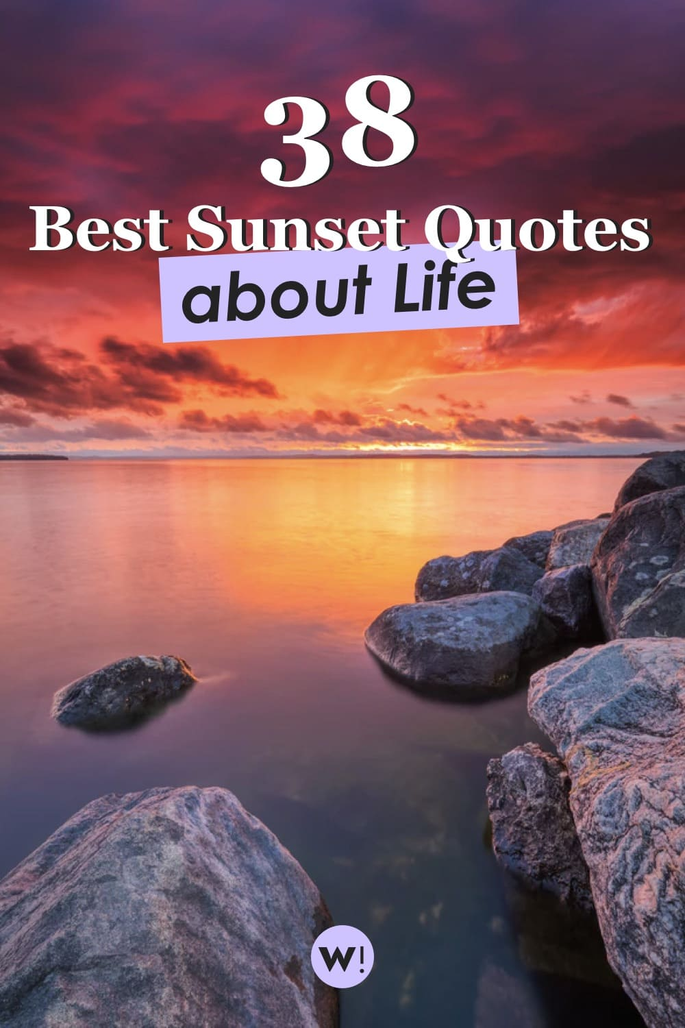 There are hundreds of sunset quotes out there. But you don't want just any sunset quote. No, you want sunset quotes about life specifically, right? I thought so. Then you'll absolutely love these 38 life sunset quotes! sunset quotes life  sunset quotes life inspirational  beautiful sunset quotes life  chasing sunsets quotes life  sunset quotes life inspirational