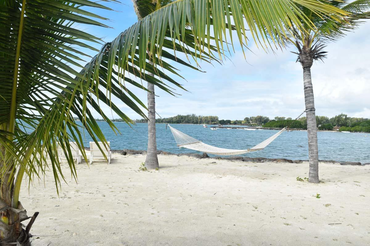 hammock on the beach perfect for relaxing beach quotes