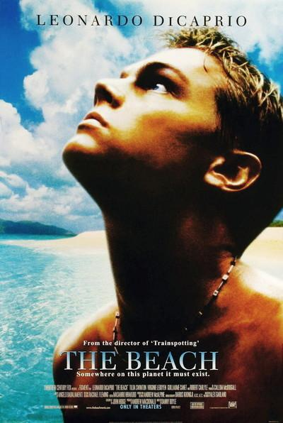 the beach movie poster quotes from the movie the beach